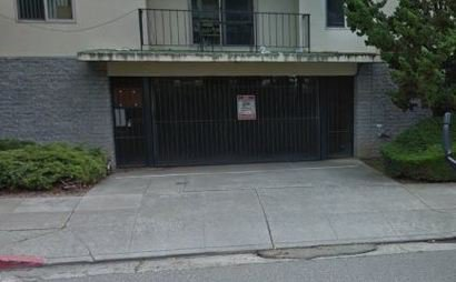 #3 Secured Garage Parking Space in Berkeley