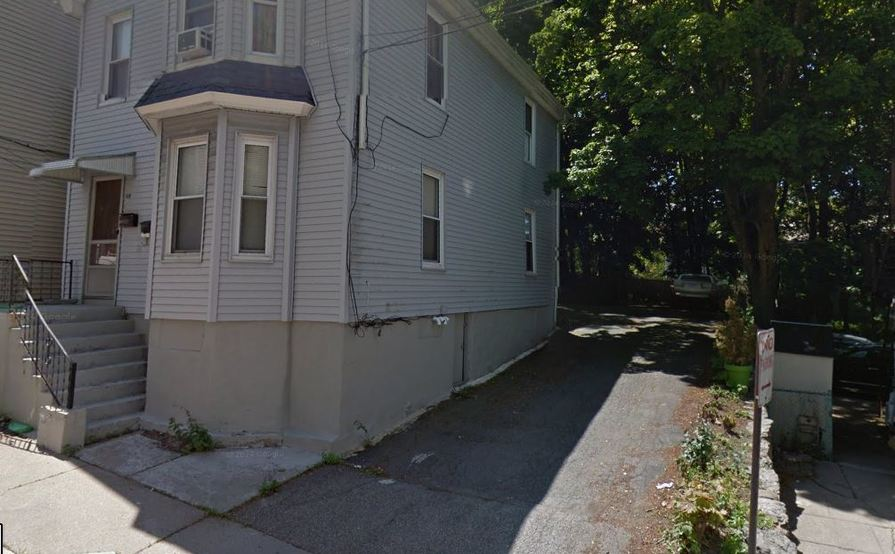 Premier backyard parking space @ Brookline Village