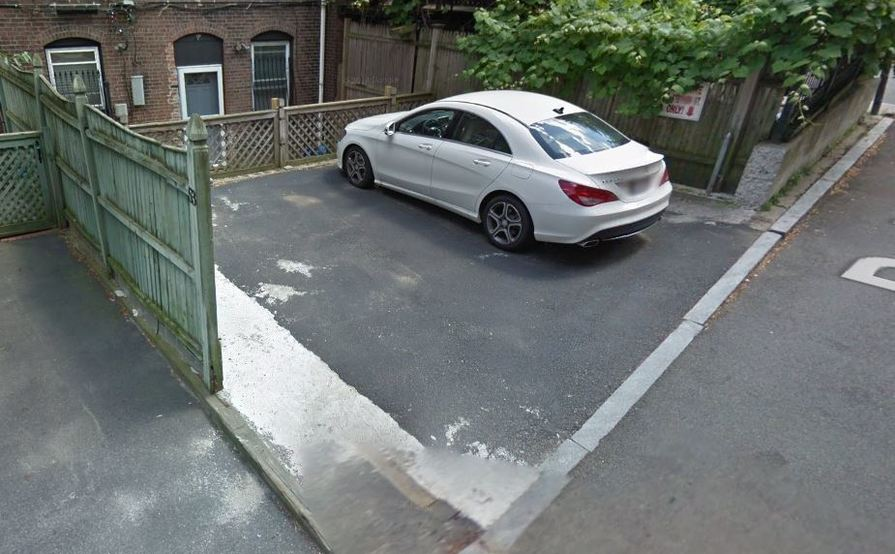 Premier parking space located in Symphony & Fenway