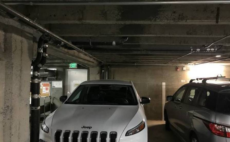 Gated & Parking Space in SOMA