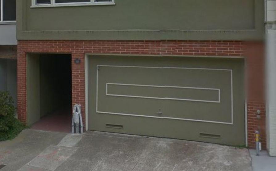 Premium garage parking spot in Castro