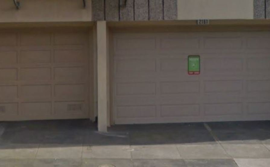 #1 Garage parking space Fillmore District