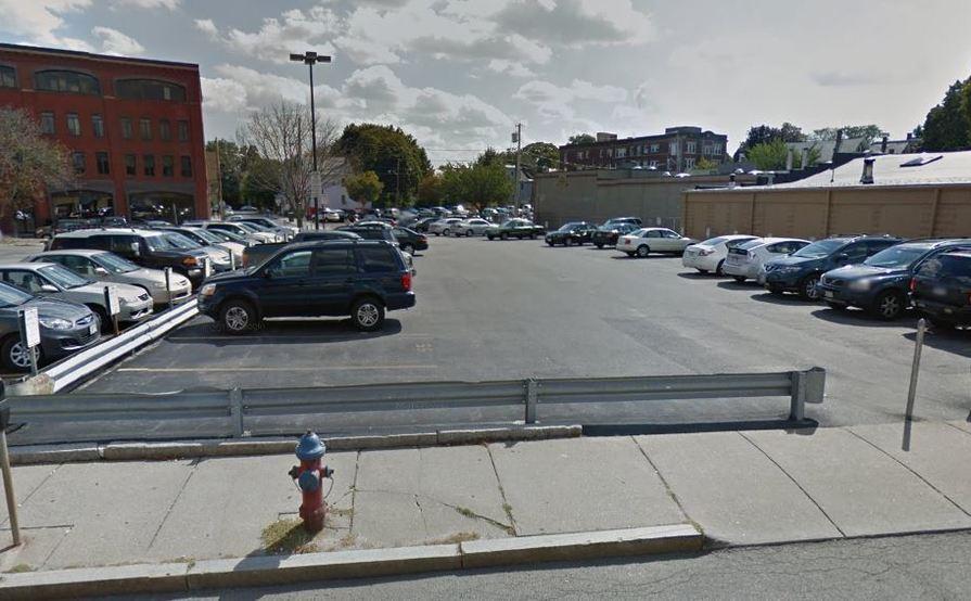 #4 Premium parking space in Somerville