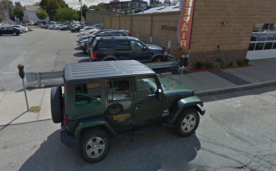 #5 Premium parking space in Somerville