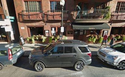 Secured parking spot @ North End