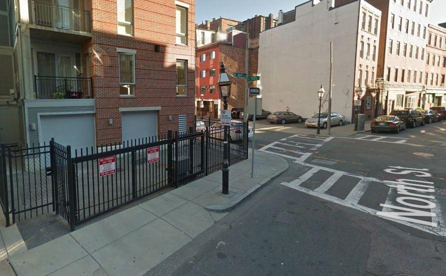 #1 Outdoor parking spot @ North Street