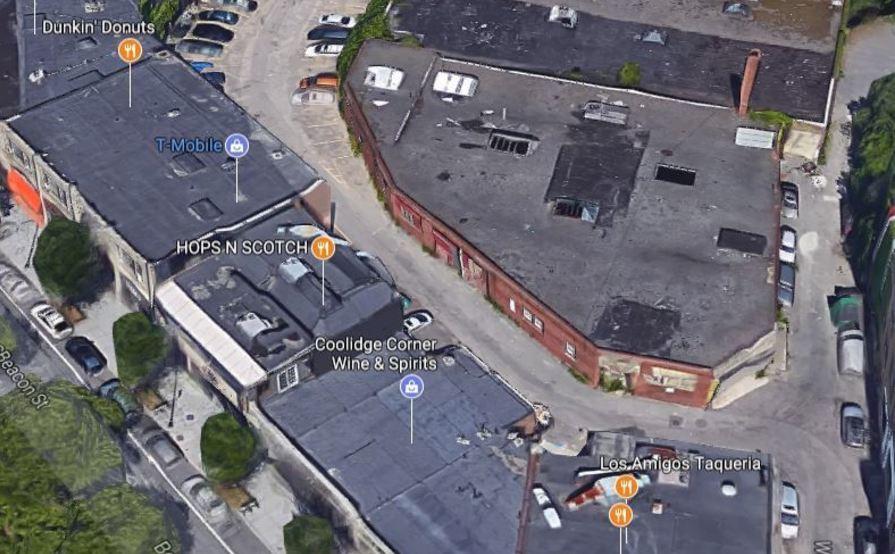 #4 Safe outdoor parking spot @ Coolidge Corner