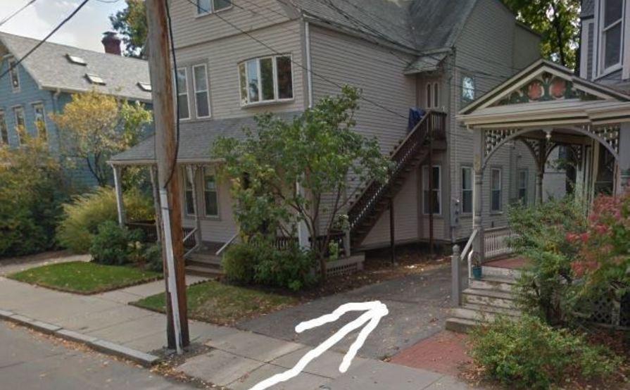#1 Safe Backyard Parking Spot In Brookline