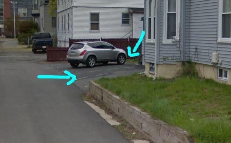 Safe Parking Space in Malden #3