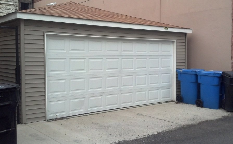 Secured Garage Parking Space in Ranch Triangle