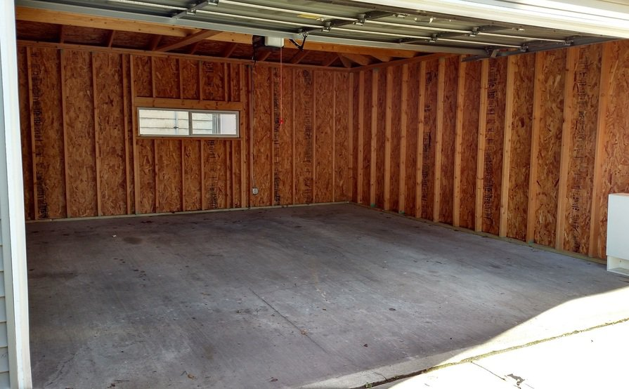 Secured Garage Parking Space #1 in Ranch Triangle