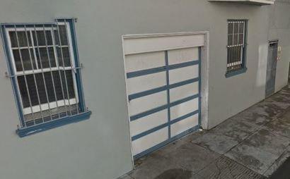 Secured garage in Hayes Valley