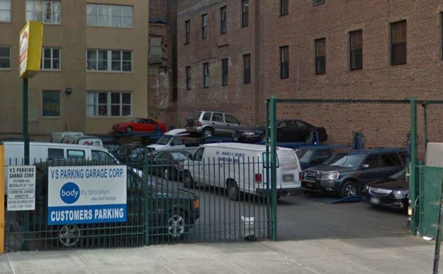 Safe garage parking in Brooklyn