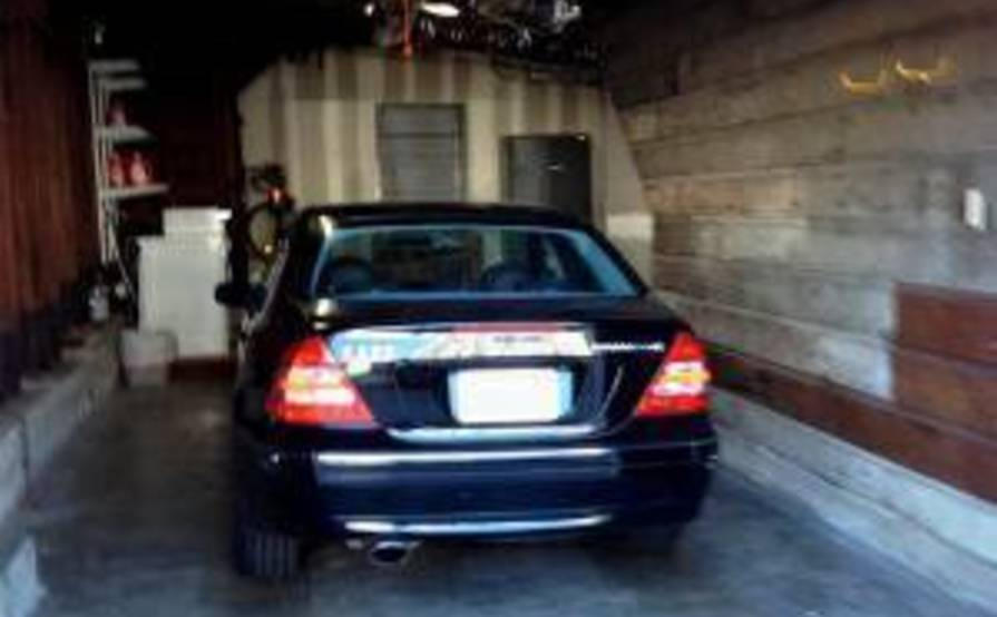 Safe and Secure Large One Car Garage with Remote Opener at Lombard/Laguna (marina / cow hollow)