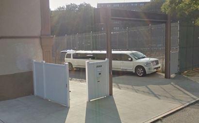 Secure Outdoor parking spot in Brooklyn