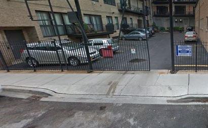 Secured Parking Space in Wicker Park / Bucktown