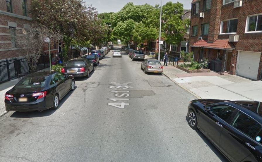 Great spot for parking space in Astoria