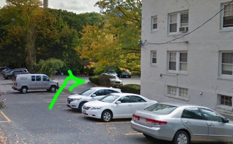 #1 Secured parking spot in Brookline