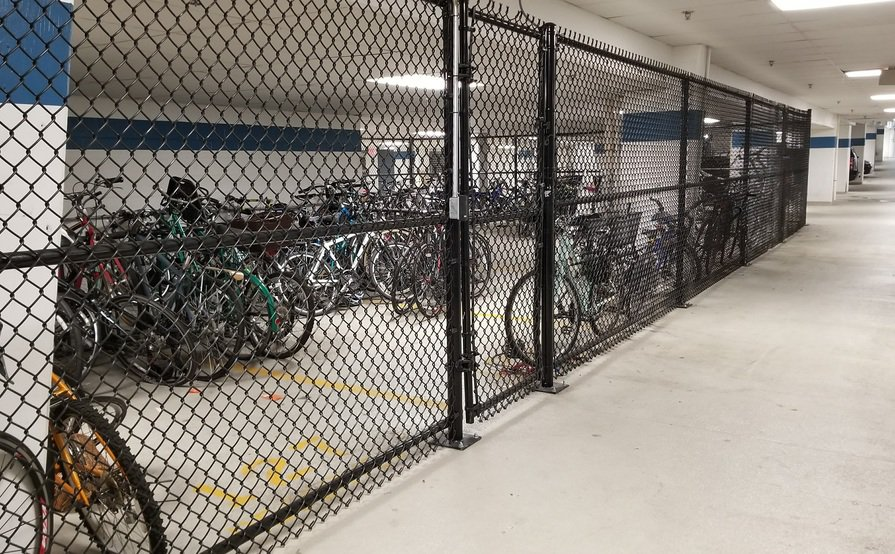 Secure single parking garage space (I St NE and 2nd St). by Union Station and Capital Hill and H Street