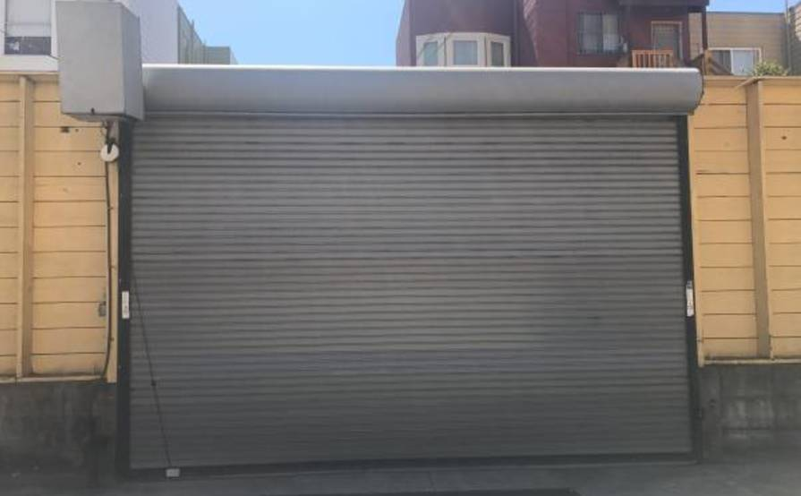 Secure spot for parking in Mission District