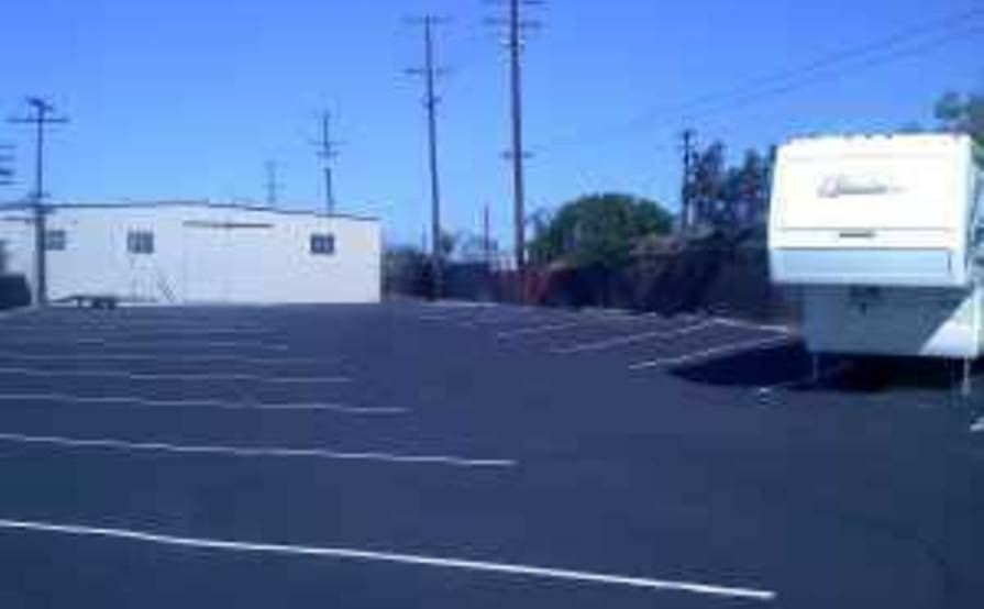 Great outdoor spot for RV and Boat Storage in Azusa