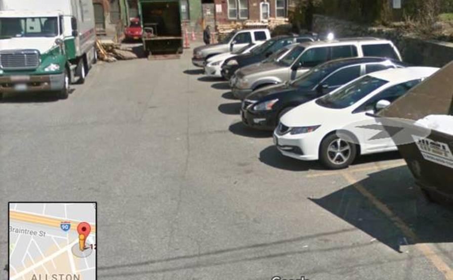 #4 Convenient parking spot in Brighton