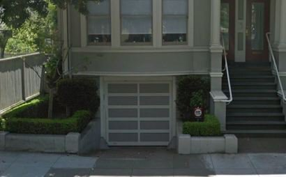 Safe and Secure garage in Richmond District