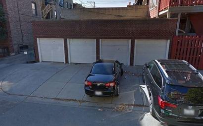Great spot for a garage in Winnemac