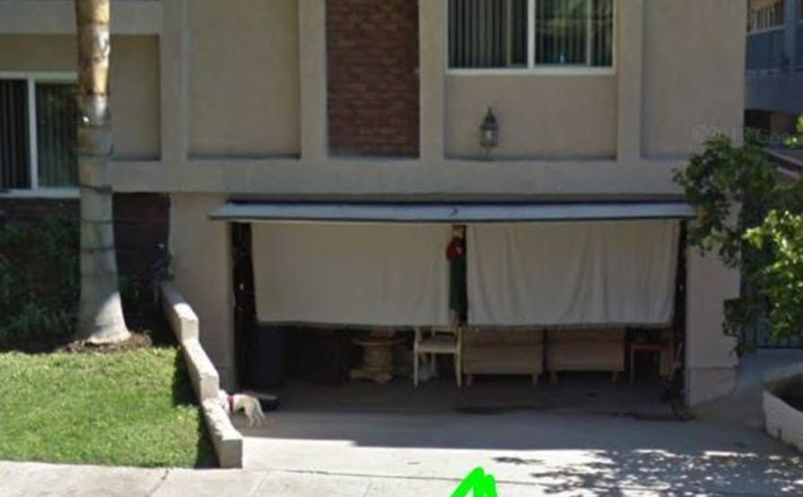 Secure two car garage in Burbank