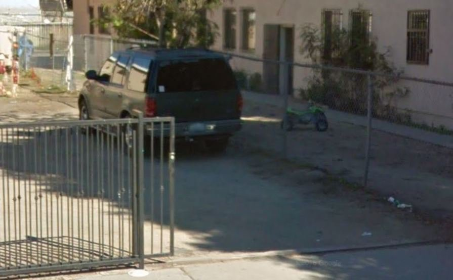 #3 Gated and secure parking spot in L.A. Downtown