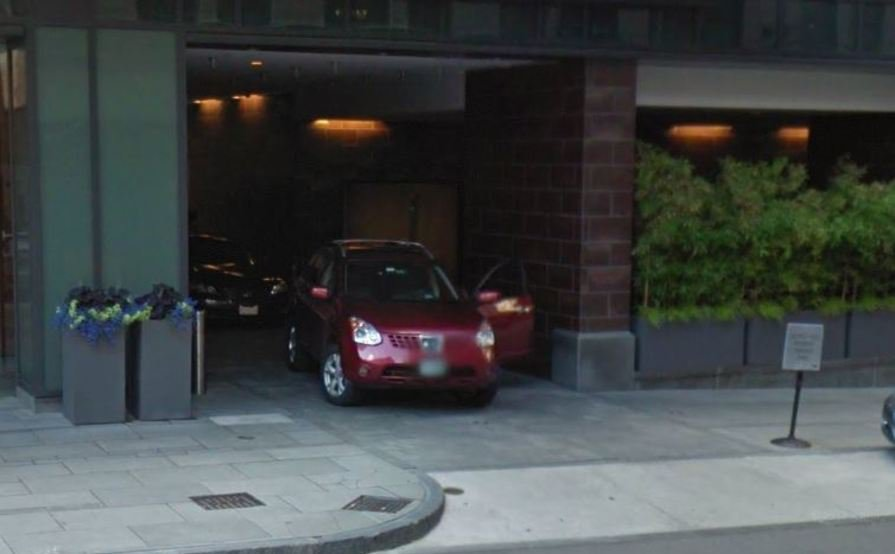 Great Valet parking spot in Downtown, Boston