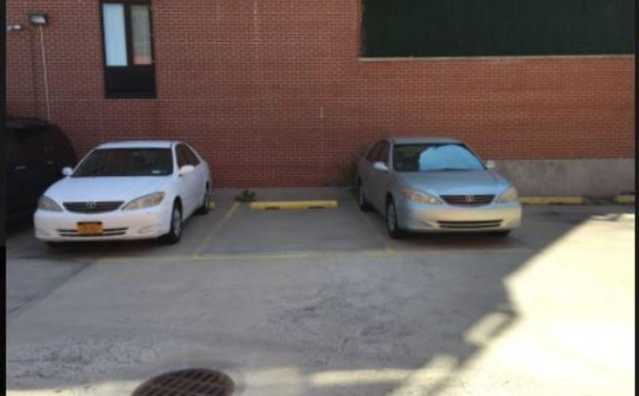 Secured Parking Space in Elmhurst