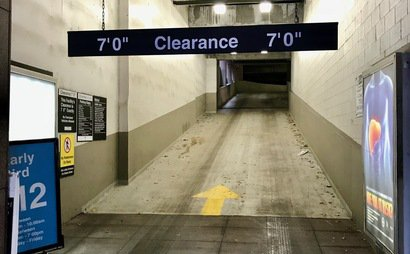 Chicago River North Parking Spot - Safe, Secure Garage 24 hour Access