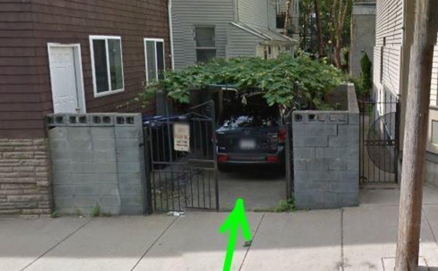 Excellent parking spot in Cambridge