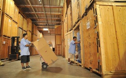 Storage Pallets Available in Vernon