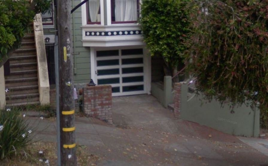 Safe and Secure garage spot in Castro