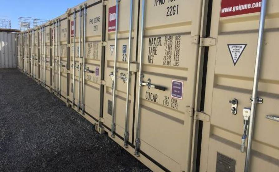 Secure and safe Storage containers in Huntington Beach