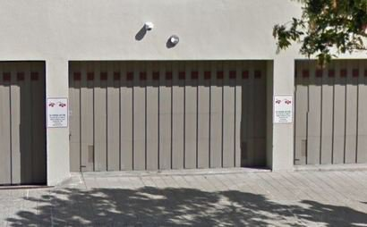 #2 Private garage space in Pacific Heights