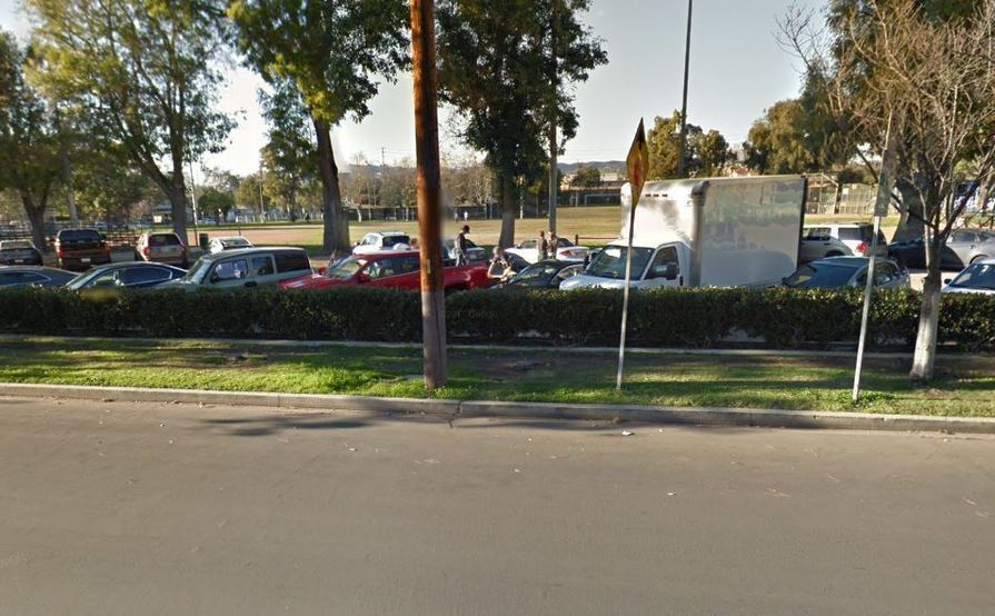 Wide and Spacious Parking space in West Los Angeles