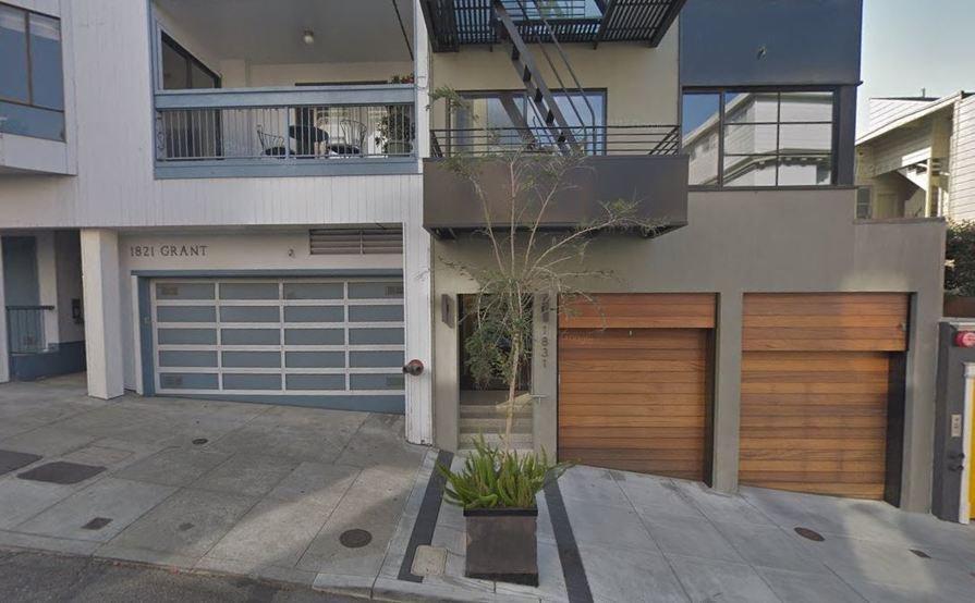Enclosed Garage spot in North Beach