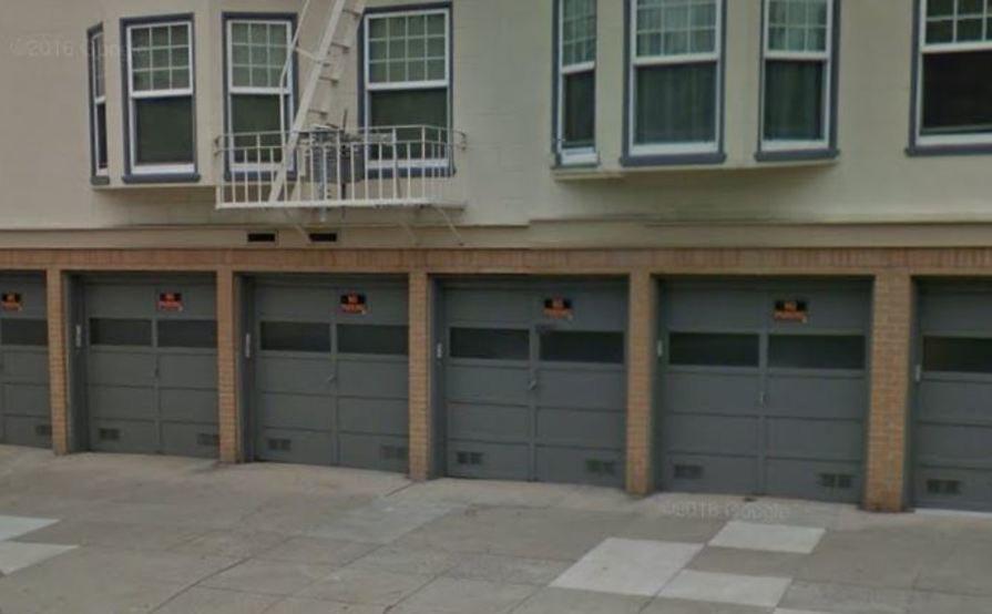 Secure garage spot in Cow Hollow #2