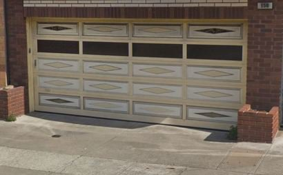 Private and Secure garage in Anza Vista
