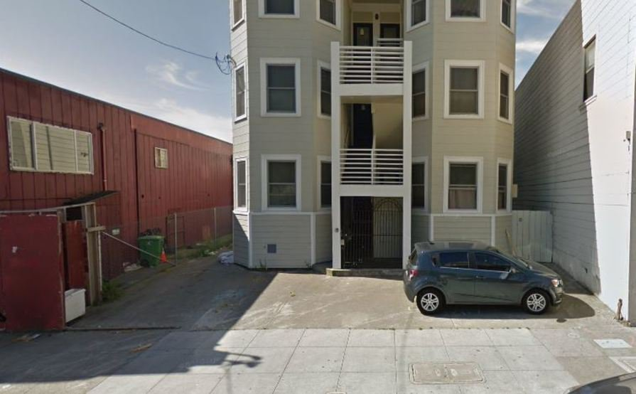 Secure and Convenient parking spot in Anza Vista/Haight-Ashbury