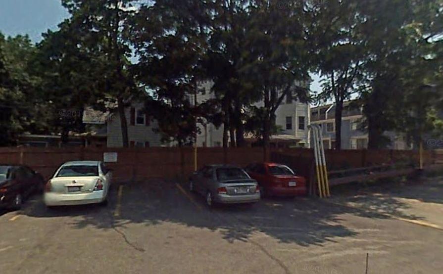 Convenient parking spot in Porter Square