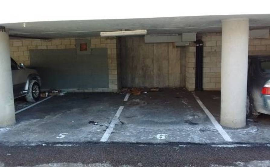 Secured and Covered Garage Parking Spot in Riverside