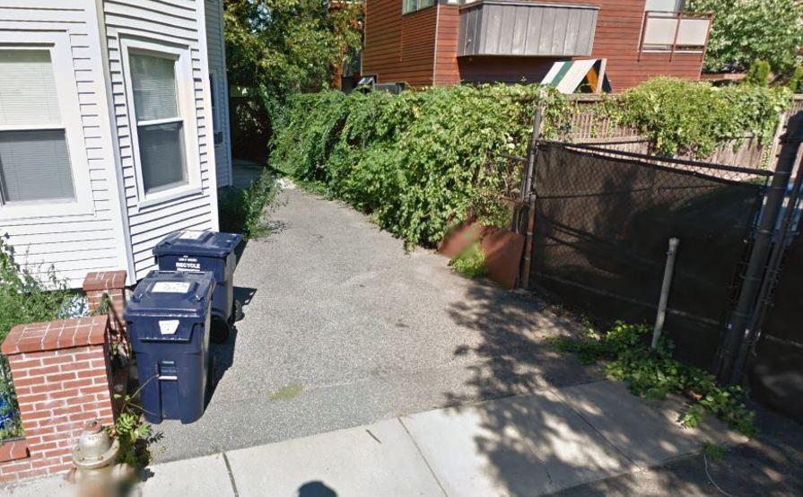 #1 Tandem Parking Spot in Cambridgeport