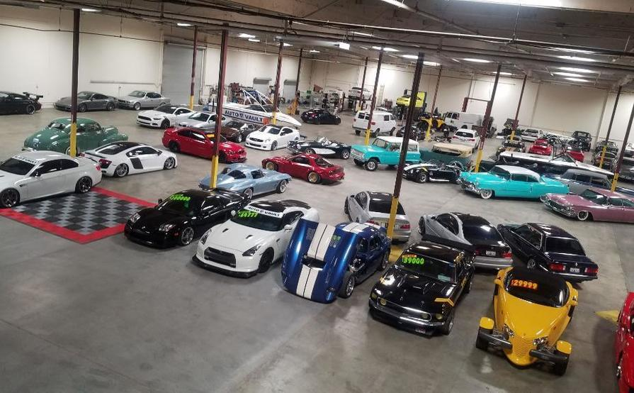 Indoor Vehicle Storage >> Cheap Storage Classic Car Exotic C West Sacramento