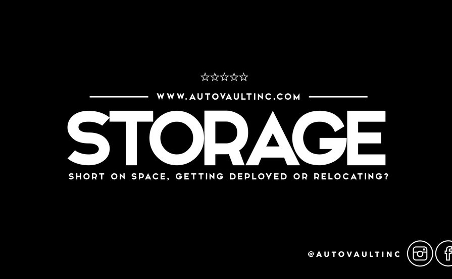 Classic Car / Exotic Car / RV / Boat Storage - Indoor Secure & Central