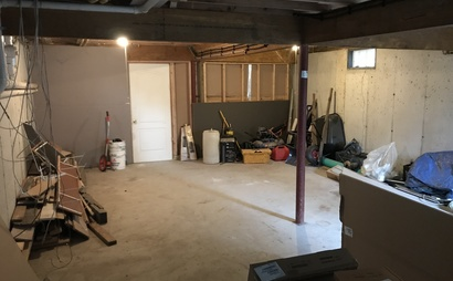 Secured Direct-Access Basement Storage in Egleston Square