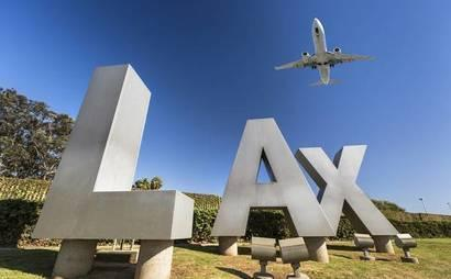 Outdoor, Easy Access Parking and Storage at Lax airport for Trucks
